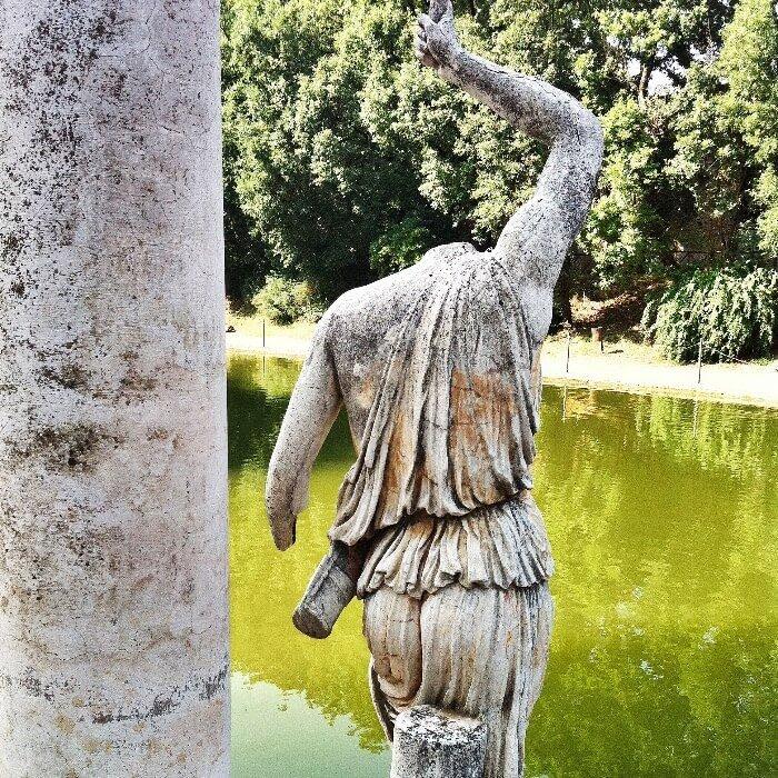 Rome 2018 Review Tivoli Statue Detail