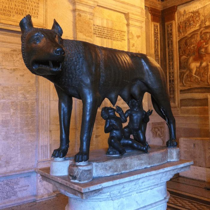 Rome 2018 Review She-Wolf of Rome