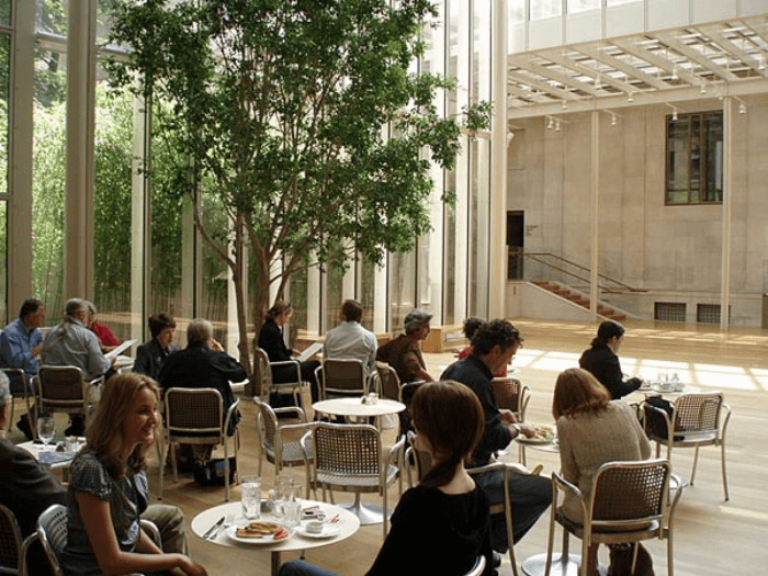 The Metropolitan Museum of Art The Morgan Library The Jewish Museum NYC Lovely Intimate Museum Restaurant