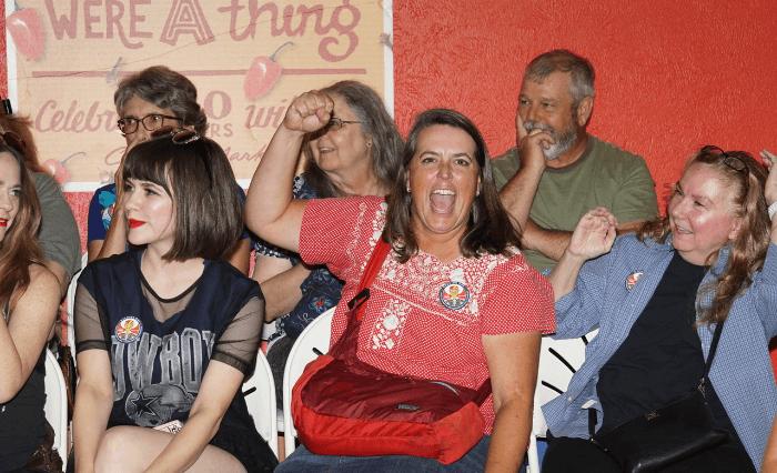 Ribbon Winners Meredith Mabus