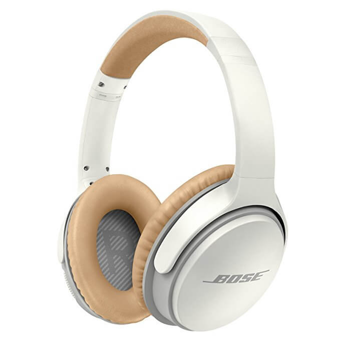Noise-Cancelling Head Phones