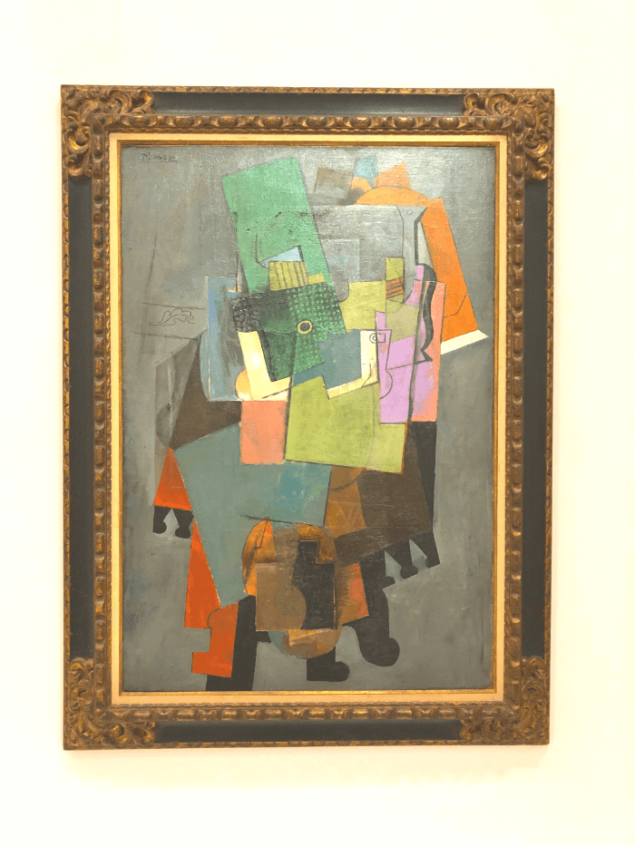 Experience Picasso at the Cubism Exhibit in Paris