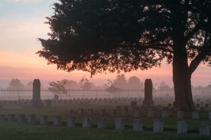 McGavock Family Cemetery Carnton Plantation Franklin Tennessee