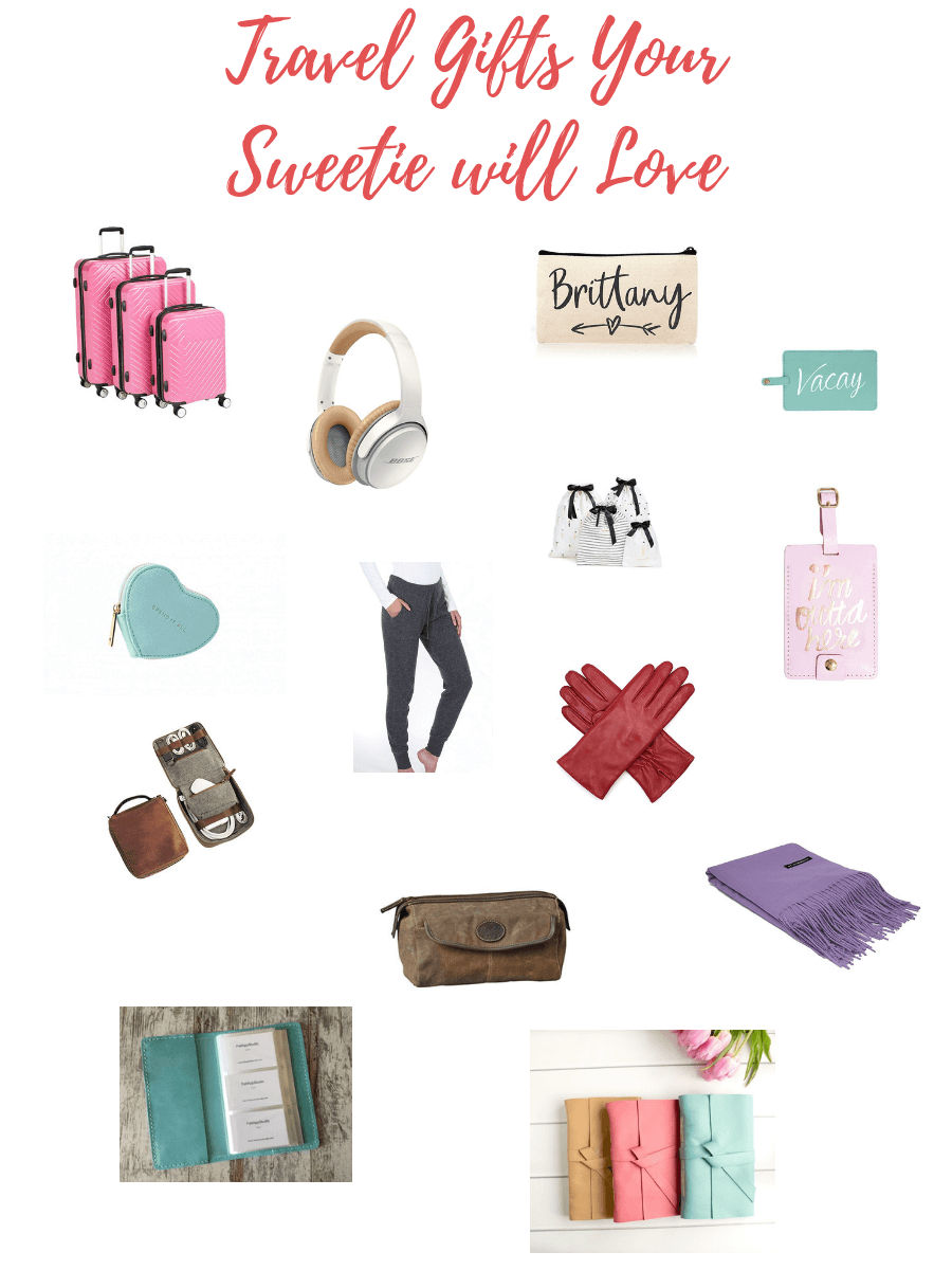Sweetie Gift Ideas Collage