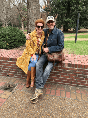 The Curious Cowgirl and Will Evans at Vanderbilt