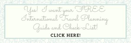 International Travel Guide