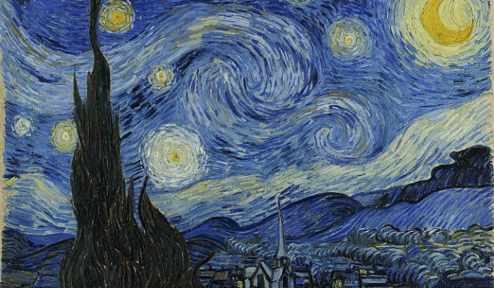 The Starry Night an amazing painting