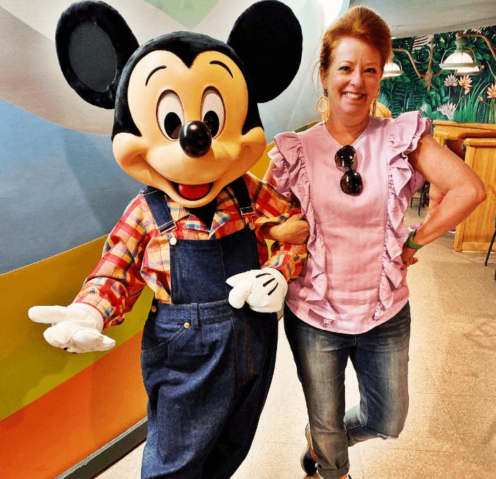The History of Disney World