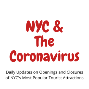 NYC and the Coronavirus COVID-19