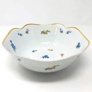 Blue Flowers Bavarian Bowl