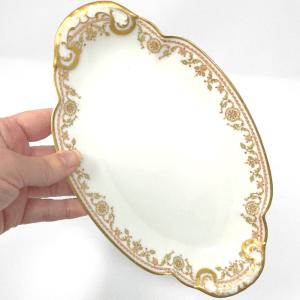Oval Haviland Limoges Dish