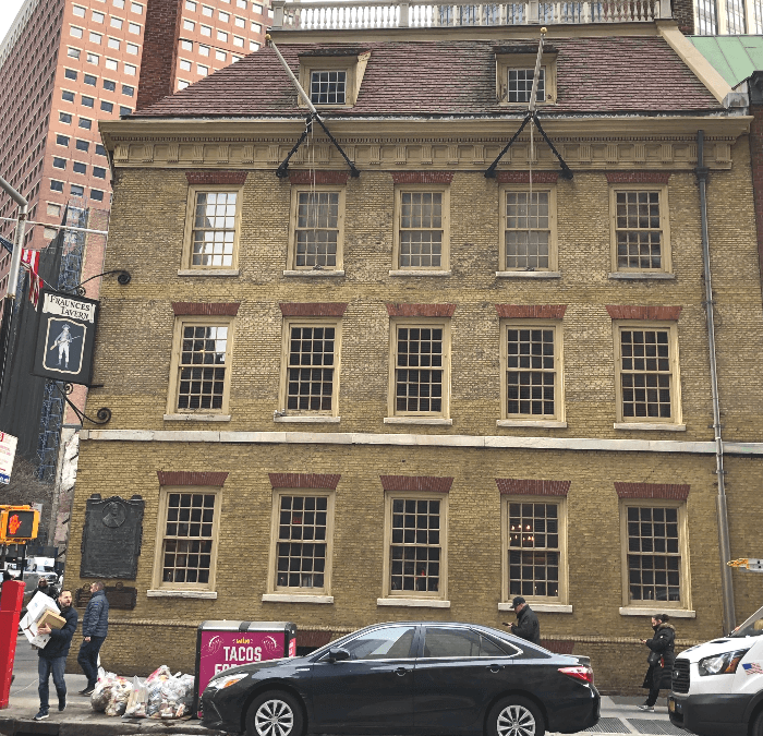 Early American History Sites in NYC