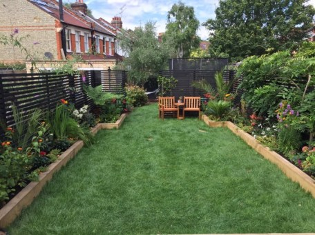 garden design crouch end london