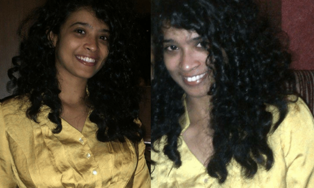 Curls And Damaged Hair