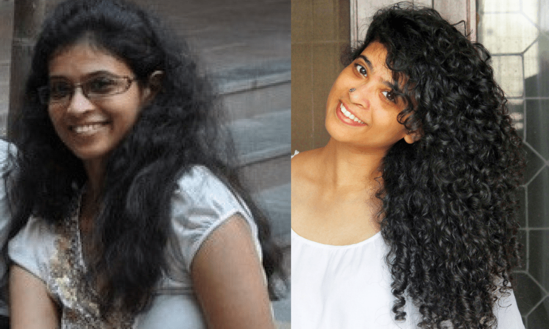 How To Get Back Curly Hair After Chemical Straightening