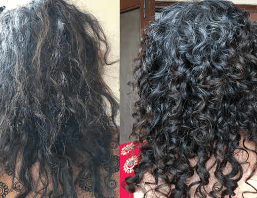 Tips For Dry Curly Hair