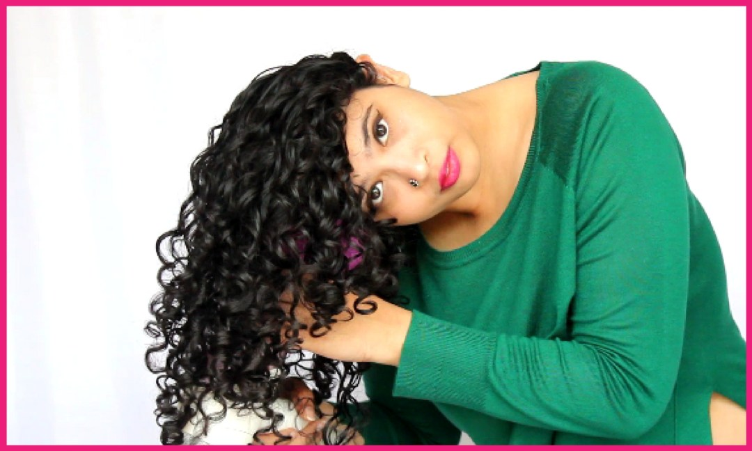 how to use curly hair diffuser step 6