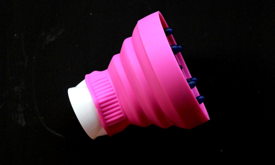 Segolike Universal Collapsible Silicone Hair With Vent