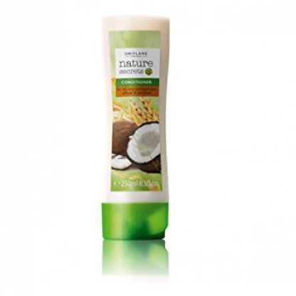 Oriflame Nature Secrets Conditioner for Dry and Damaged Hair Wheat & Coconut