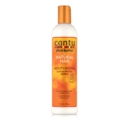 Cantu Shea Butter for Natural Hair Moisturizing Curl Activator Cream
