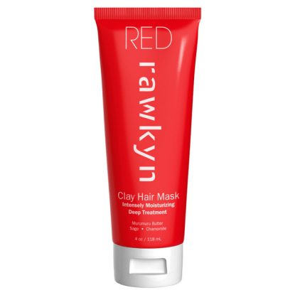Red Rawkyn Clay Hair Mask