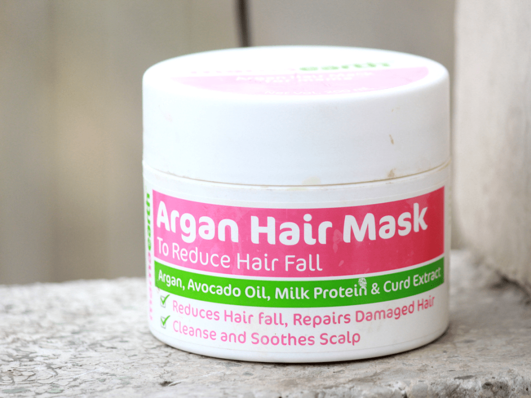 Mamaearth Argan Oil Hair Masque