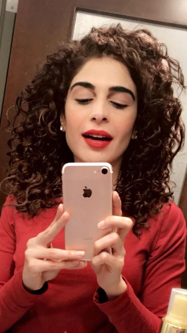 Komal Malik Curly Hair Routine