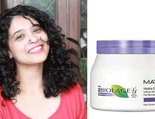 Matrix Biolage Hydrasource Masque Review