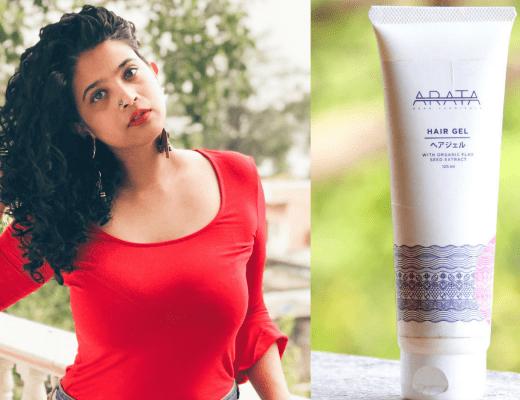Arata Hair Gel Review