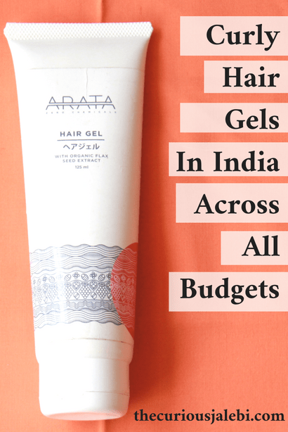 Hair Gels For Curly Hair in India