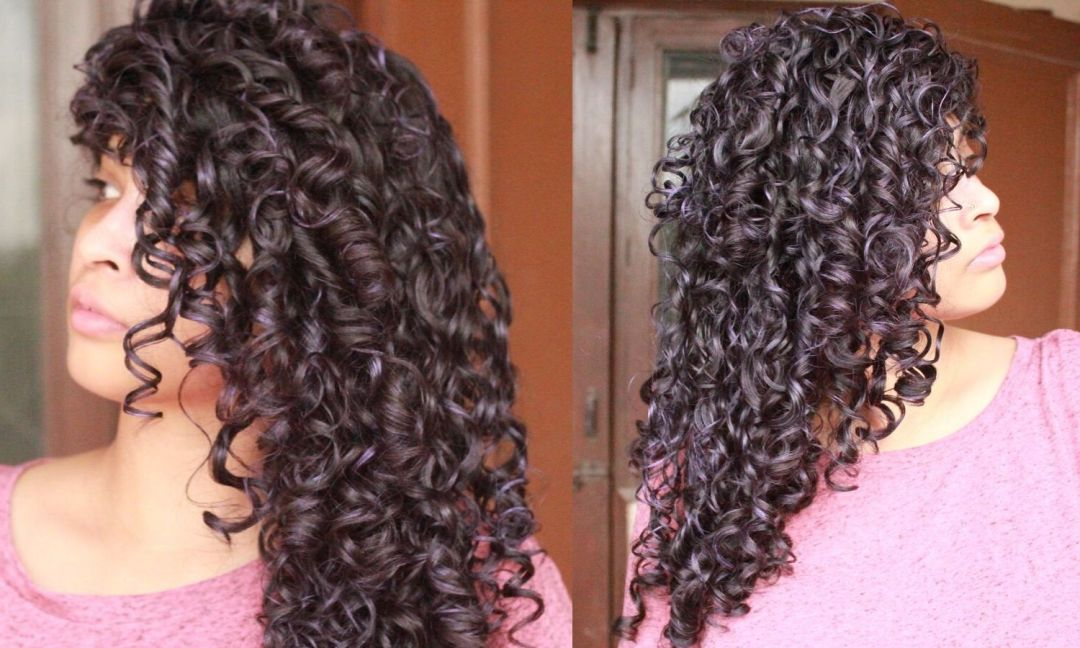 kinky curly curling custard with temp hair colour wax