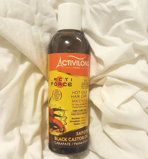 Hot Oil Treatment With Castor Results Dark Brown Hairs