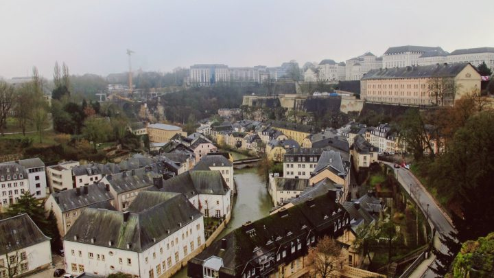 Top things to do in Luxembourg City- A weekend Guide