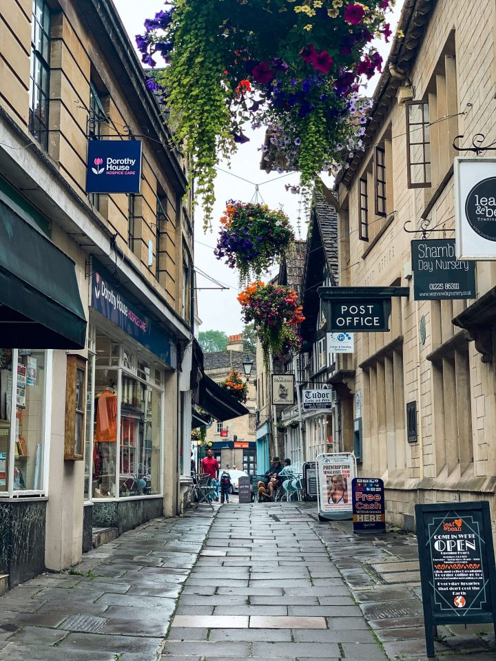 How to spend a weekend in Bradford-On-Avon