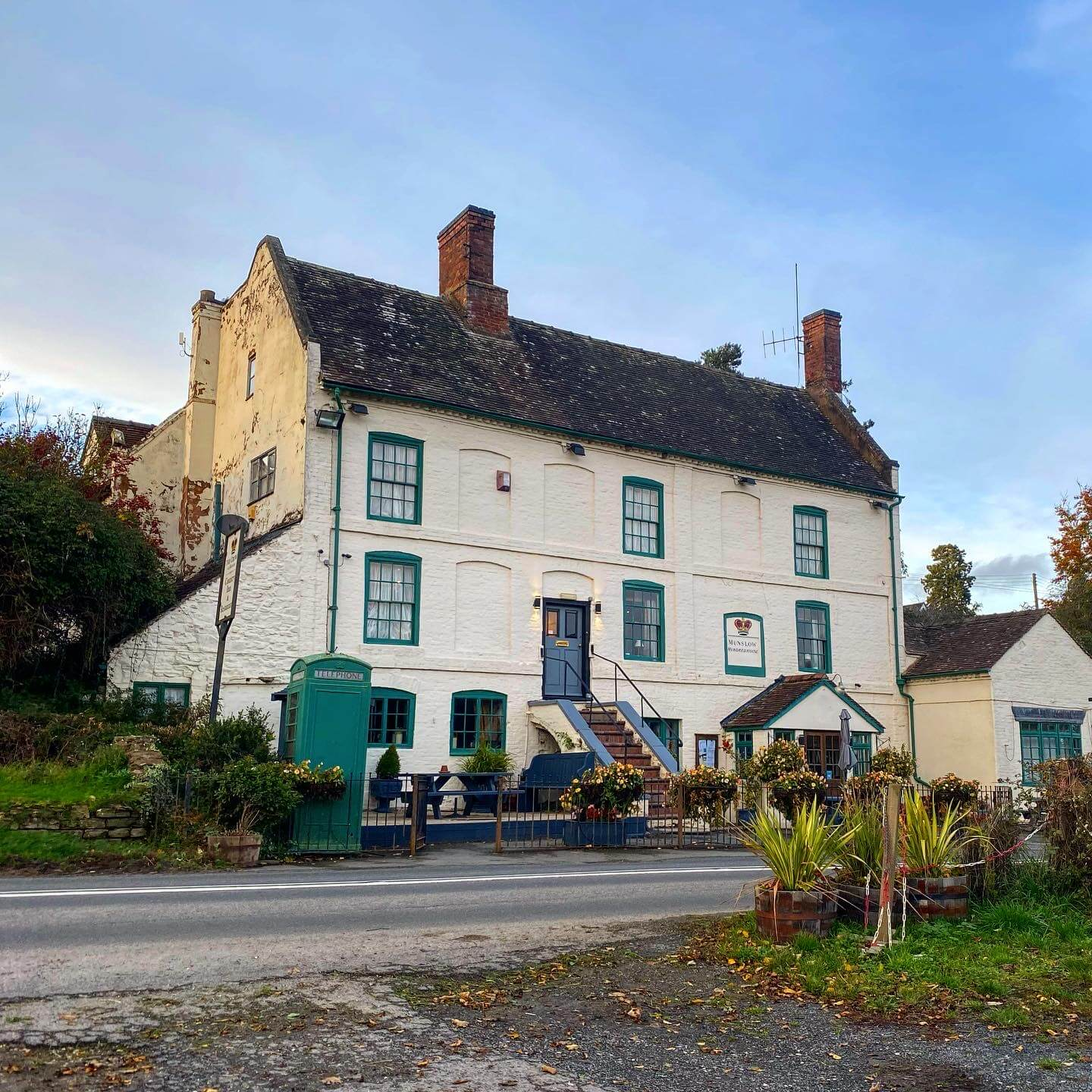 The Crown Country Inn, Shropshire