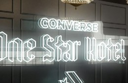 The Converse One Star Hotel in London