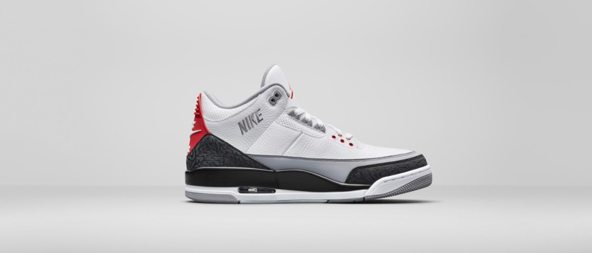 "reputable site 34e4a e93d7 The Nike Air Jordan III ""Tinker"" sold out on Snapchat"