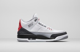 """The Nike Air Jordan III """"Tinker"""" sold out on Snapchat"""