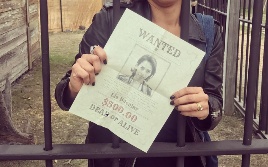 """TheCurrent's founder, Liz Bacelar, """"wanted"""" at the Westworld SXSW experience"""