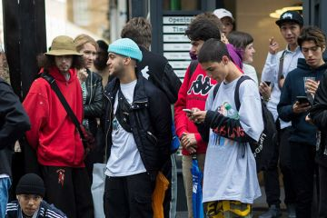 The streetwear bubble