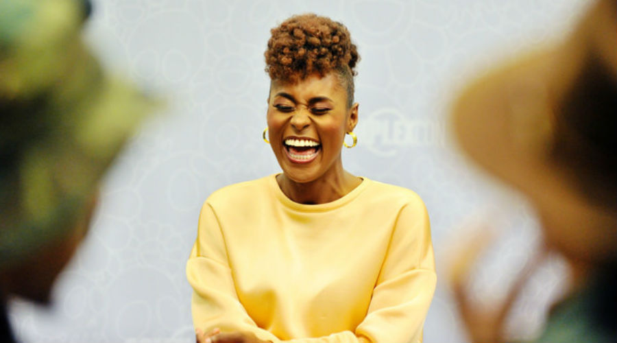Issa Rae at ComplexCon 2018
