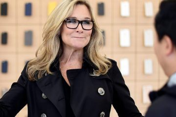 Angela Ahrendts leaves Apple