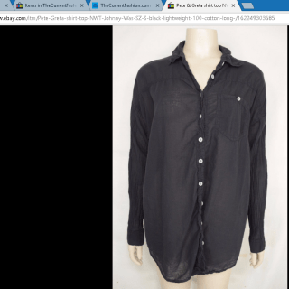 TheCurrentFashion.com_Pete-Greta-shirt-top-NWT-Johnny-Was-SZ-S-black-lightweight-100-cotton-long-
