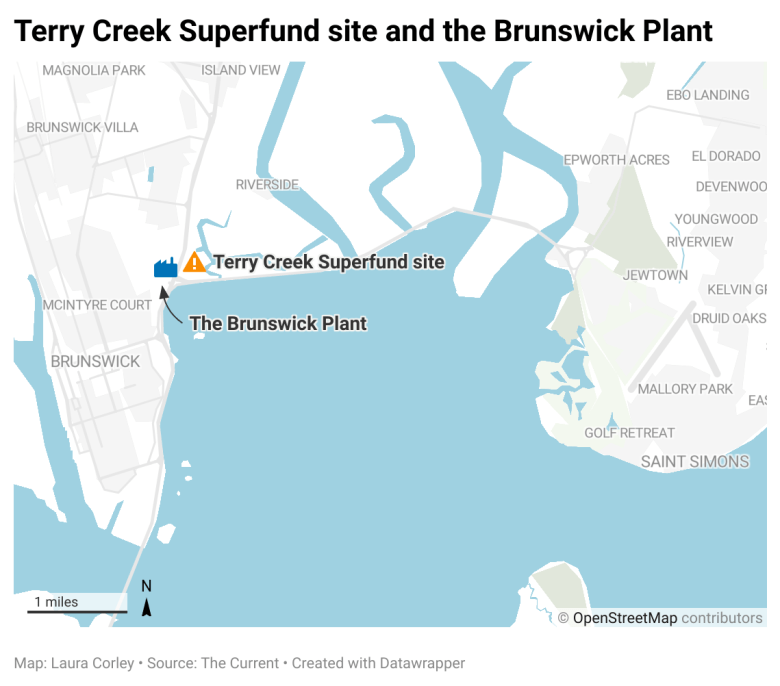 Brunswick residents living next to a Superfund site worry about cleanup 40 years later | The Current