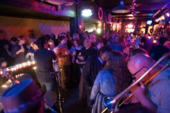 The Curtis Mayflower at The Dive Bar photo: Steven King
