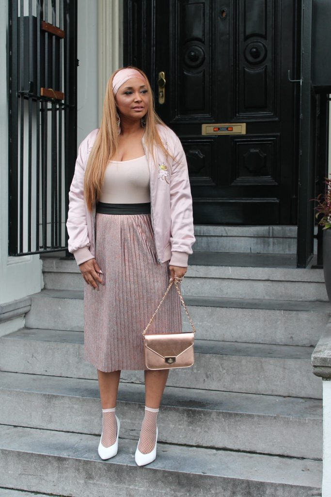 PLUS SIZE BLOGGER SASKIA