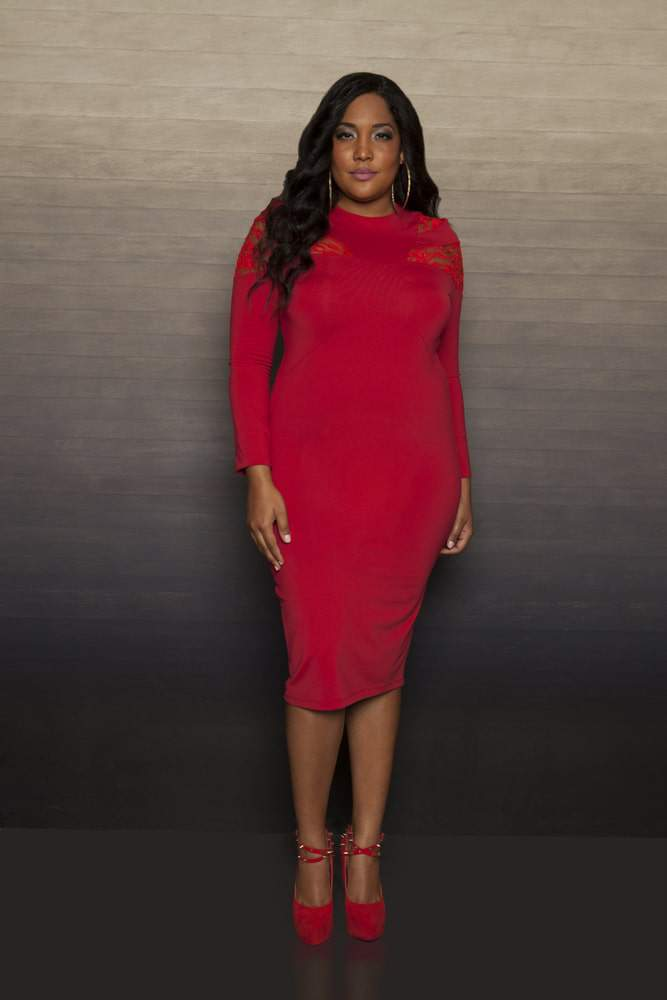 First Look at Plus Size Designer Collection Z by Zevarra