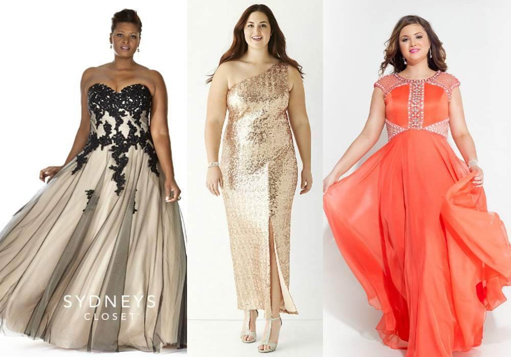 15 Plus Size Prom Dresses On Trend For 2016