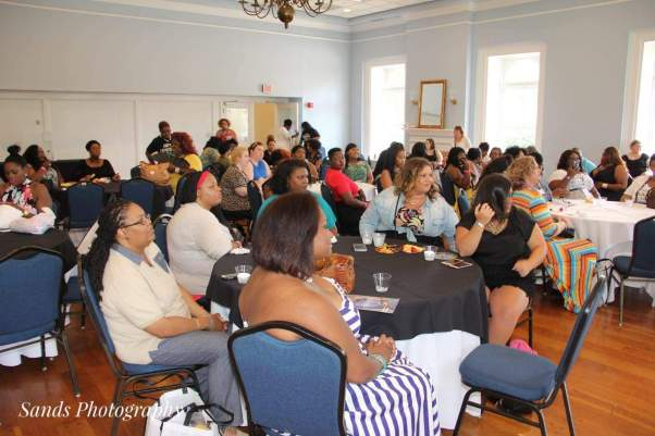 2016 TCFStyle ExpoPanel Brunch