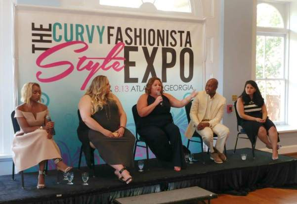 2016 TCFStyle Expo Business of the Plus Size stylist panel